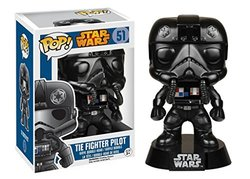 POP! Star Wars Tie Fighter Pilot Bobble Head