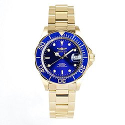 Invicta 8930 Men's Automatic Pro Diver G3 Watch Stainless Steel Watch