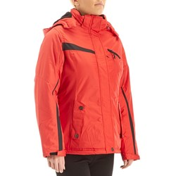 CB Sport Insulated Ski Jacket - Red - XLarge