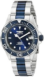 Men's Pro Diver 19272 Blue Stainless-Steel Automatic Watch