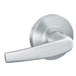 Schlage ND53PD ATH 626 Entry Lock, Standard Cylinder Prep (Classic Schlage C Cylinder Included), Satin Chrome Finish