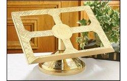 IHS Brass Missal Stand