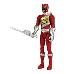 Power Rangers Dino Charge Red Ranger - Size: 12""