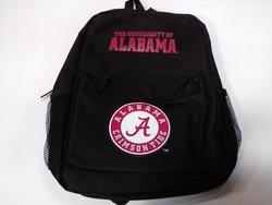 Concept One NCAA Alabama Crimson Tide Sprint Backpack - Black - Size: One