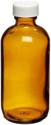 Wheaton Boston Round Bottle Case of 160 - 4oz
