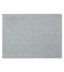 "Threshold Woven Placemat - Blue - Size: 19"" x 14"""