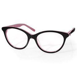 Aqs Acetate Optical Glasses: Ojane03/black Frame