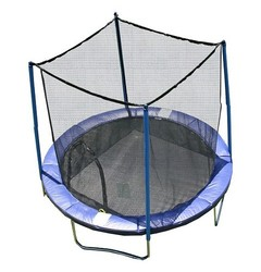 Airzone 8' Trampoline - 200 Lbs. Capacity - Blue