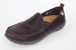 Spenco Men's Siesta Leather - Dark Chocolate Oiled - Size: 8