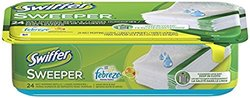 Swiffer Sweeper Wet Mopping Cloths Refills - Citrus & Light 24 ct.