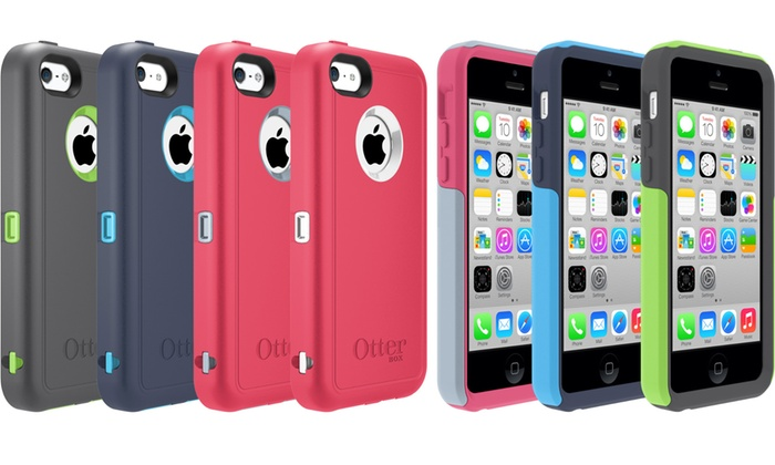 new product 453e2 2249a Otterbox Case For iPhone 5c: Cucumber/defender - Check Back Soon