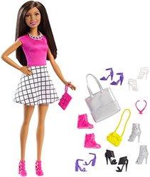 Barbie Fashion Nikki Accessories Shoes