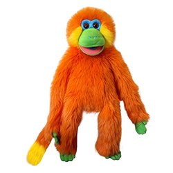 The Puppet Company - Funky Monkeys - Orange Monkey