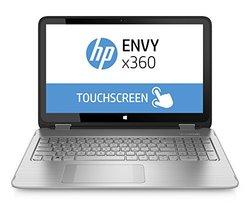 HP ENVY 15-u010dx x360 Convertible PC ENERGY STAR silver