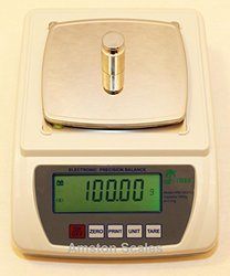 TREE Top Loader Weighing Scale - HRB 1002TL - 1000g x 0.01g