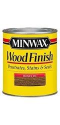 8 oz. Wood Finish Honey Oil-Based Interior Stain