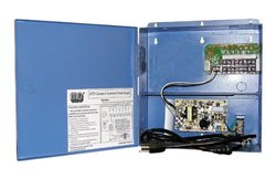 Mg Electronics Hps129ul Cctv Ul Power Supply 12vdc 9 Output 800ma Per Cam