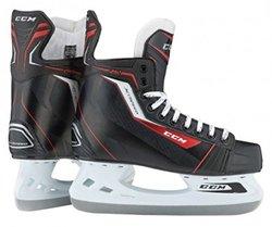 CCM Unisex JetSpeed 250 Ice Hockey Skates - Size: 8.0 D