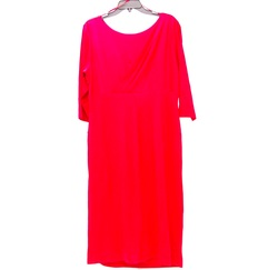 Donna Ricco Women's Dress - Red - Size: 16