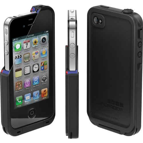 lifeproof case iphone 4s lifeproof for apple iphone 4 4s black check back 15616