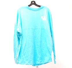 Women's University of Kentucky Shirt - Blue - Size: Medium