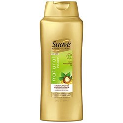 Suave Professionals Natural Infusion Macadamia Oil and White Orchid Conditioner, 28 Ounce (Pack of 4)