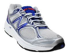 New Balance Women's Running Shoes - White/Blue - Size: 5.5