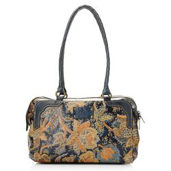 Patricia Nash Women's Fabriano Needle Point Shoulder Bag - Floral