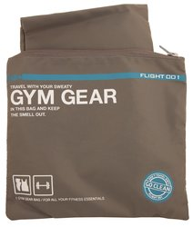 "FLIGHT001 Unisex Go Clean Gym Gear - Charcoal - 16""x17"""