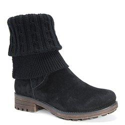 Muk Luks Women's Kelby Boots - Black - Size: 8