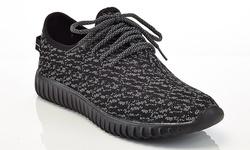 Henry Ferrera Men's Sneakers - Black - Size: 12