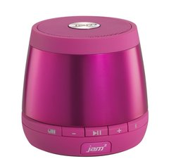 HMDX Jam Plus Speaker - Portable - Pink (HX-P240PK)