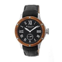 Heritor Automatic Montrichard Men's Watch (Hr4502)