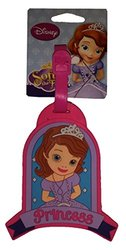 Sofia the First ID Tag; Luggage Tag, Backpack Tag