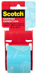 "Scotch Expressions Packaging Tape 1.88""x500"" - Light Blue"
