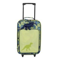 "Circo Kids Pilot Case Suitcase - Dinosaur Print - Size: 17"""