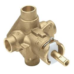 Moen Plumbing Rough-In Posi-Temp Pressure-Balancing Cycling Valve