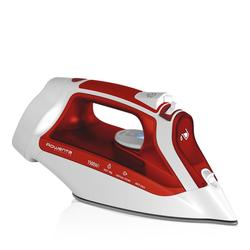 Rowenta Access Steam Cord Reel Iron - Red / White