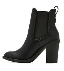 Merona Women's Charli Booties - Black - Size: 11
