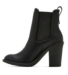 Merona Women's Charli Booties - Black - Size: 5.5