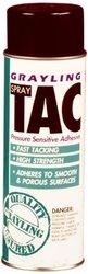 Grayling 4320 Adhesive TAC Spray (Case of 12) - 12Oz