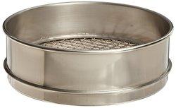 """Advantech Full Height Stainless Steel Test Sieves - 8"""" Diameter"""