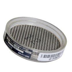 "Advantech Clear Acrylic Sonic Sifter Sieves - 3"" Diameter"