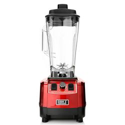 Cook's Companion 1450W Variable Speed Professional Blender - Red