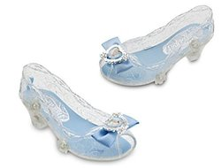 Disney Cinderella Light-Up Costume Shoes for Kids (2/3)