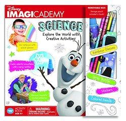 Disney Frozen Imagicademy Science Activity Book