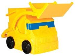 Toytainer Bulldozer Scoop-N-Store