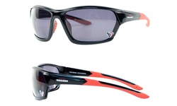 NFL Houston Texans Polarized Sport Sunglasses - Black