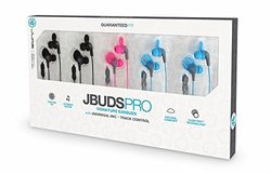 JLab JBuds Pro In-Ear Headphones, 5 pk.