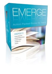 Teen Emergent Reader Libraries Leval 1 Boxed Set - 3 Each of 20 Titles